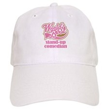 Stand Up Comedian (Worlds Best) Baseball Cap