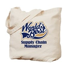 Supply Chain Manager (Worlds Best) Tote Bag