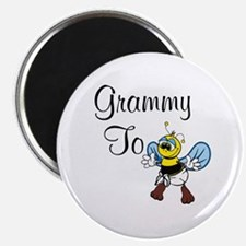 Grammy To Bee Magnet