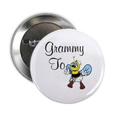 "Grammy To Bee 2.25"" Button"