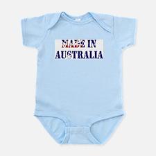 Made In Australia Infant Creeper