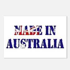 Made In Australia Postcards (Package of 8)