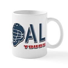My Goal, Lacrosse Goalie Mug
