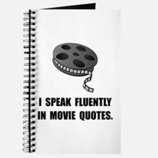 Speak Movie Quotes Journal
