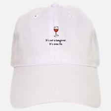 Wine Flu Baseball Baseball Cap