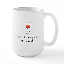 Wine Flu Mug