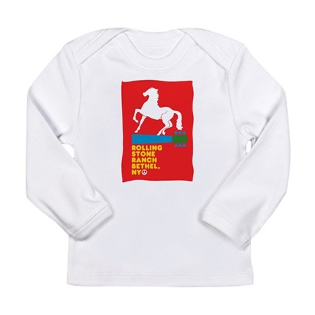 ROLLINGSTONERANCH1.jpg Long Sleeve Infant T-Shirt