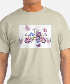 Morning Glory Garland T-Shirt