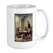 Declaration of Independence 1776 Mug
