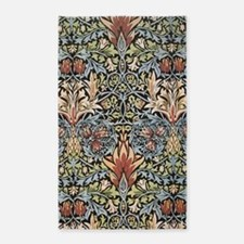 William Morris 3'x5' Area Rug