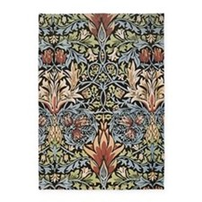 William Morris 5'x7'Area Rug