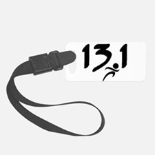 13.1 half-marathon Luggage Tag