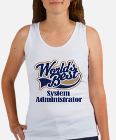 System Administrator (Worlds Best) Women's Tank To