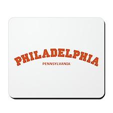 Philadelphia Varsity Mousepad