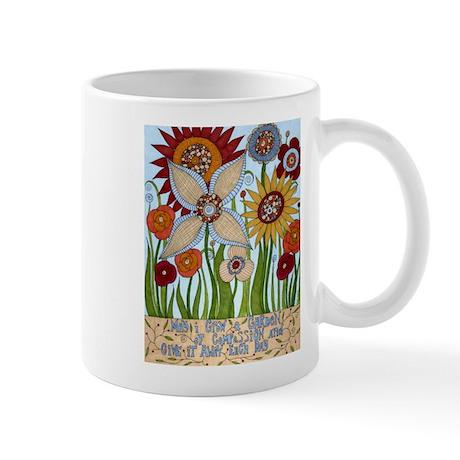 garden of compassion.jpg Mug