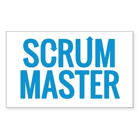 Scrum Master By Agileswag
