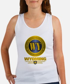 Wyoming Gold Label Women's Tank Top