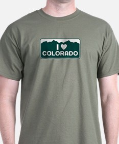 CO - Colorado T-Shirt