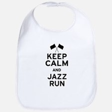Keep Calm and Jazz Run Bib