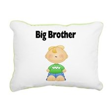 Blonde Big Brother Pillow