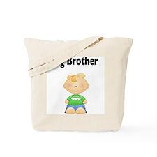 Blonde Big Brother Tote Bag