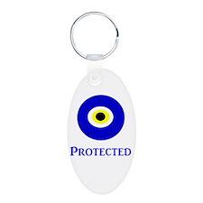 Evil Eye Keychains