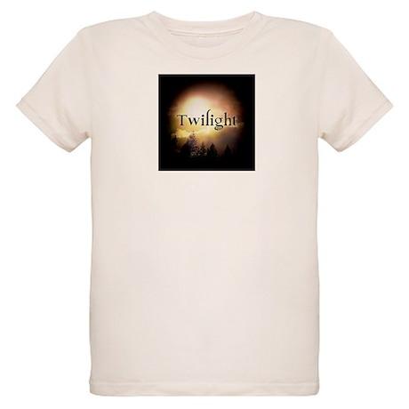 Twilight Forks Organic Kids T-Shirt