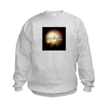 Twilight Forks Kids Sweatshirt