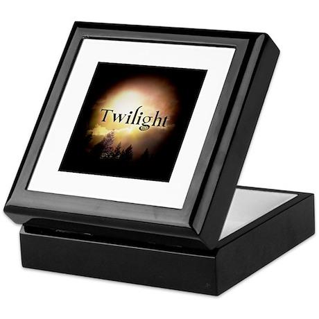 Twilight Forks Keepsake Box