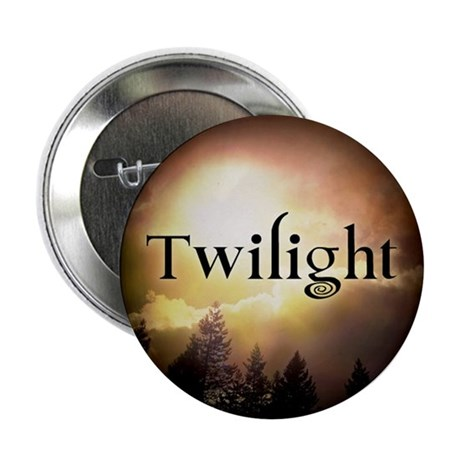 "Twilight Forks 2.25"" Button"