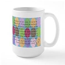 Florence Nightingale Quote Bag.PNG Mug