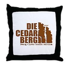 Cederberg South Africa Throw Pillow