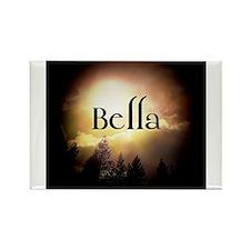 Bella Twilight Forks Rectangle Magnet