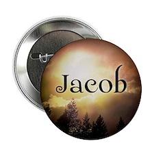 "Jacob Twilight Forks 2.25"" Button"