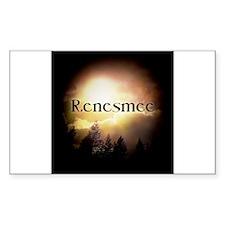 Renesmee Twilight Forks Decal