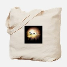 Nessie Twilight Forks Tote Bag