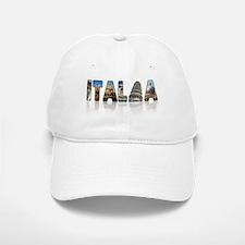 italia shadow.png Baseball Baseball Cap