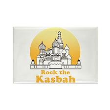 Rock the Kasbah Rectangle Magnet