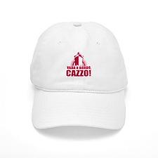cazzo a.png Baseball Cap