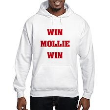 WIN MOLLIE WIN Hoodie Sweatshirt
