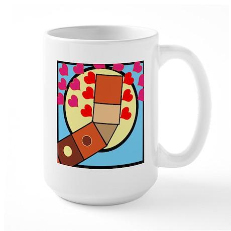 Chord Large Mug