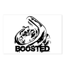 Boosted Postcards (Package of 8)