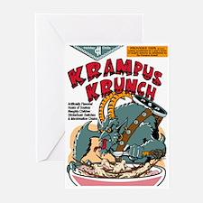 Krampus Krunch Greeting Cards (Pk of 20)