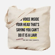 That Voice - Light Tote Bag