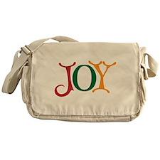 Holiday Joy Messenger Bag