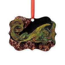 Harvest Moons Reclining Dragon Ornament