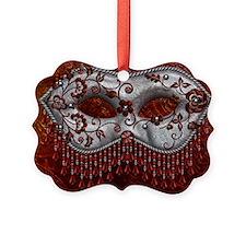 Harvest Moons Masquerade Ornament