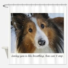 Loving You Shower Curtain