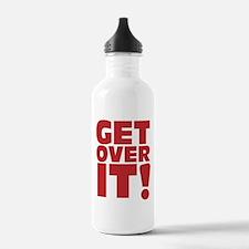 Get over it! Water Bottle