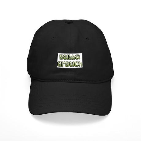 Bubba Grouch Logo Black Cap